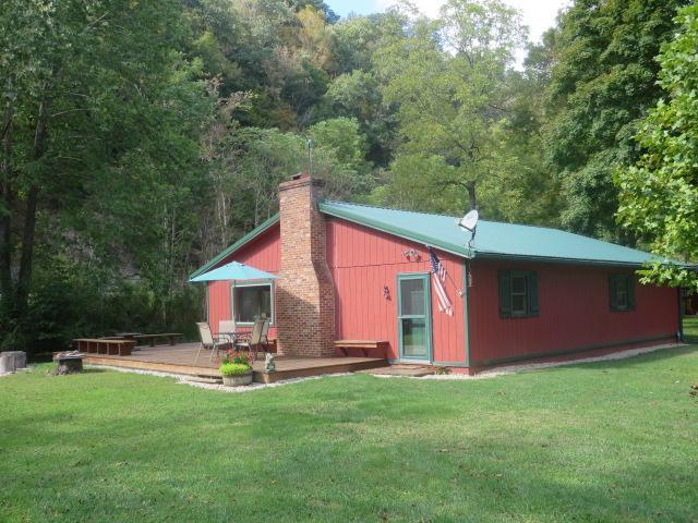 The River House - The River House Water Front  Blue Ridge Pkwy - Lexington - rentals