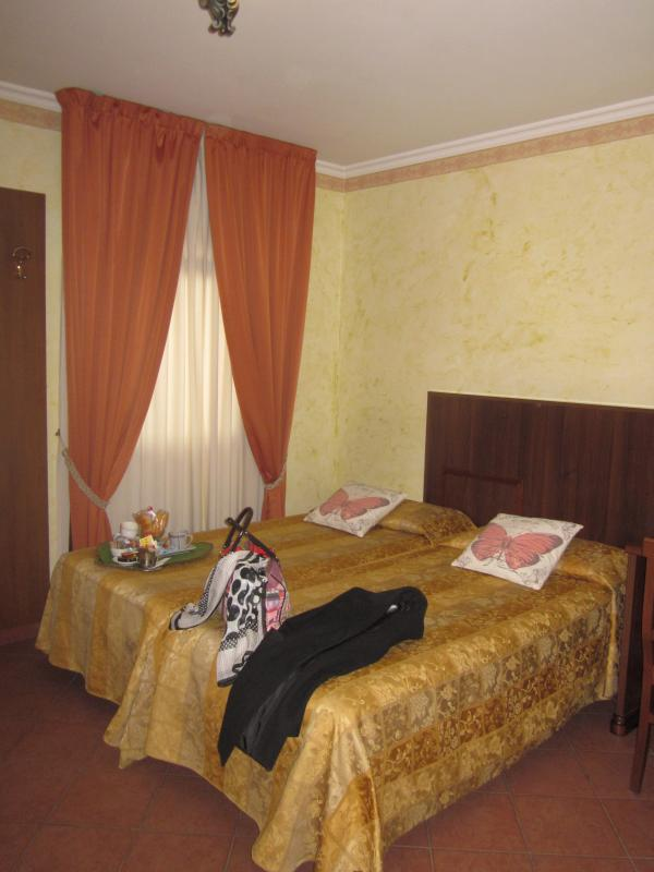 two bed-rooms  appartment next to FCO Fiumicino  airport3 Km, Rome  centre  20 Km full equipment kitchen corner  parking  wi-fi - Image 1 - Fiumicino - rentals