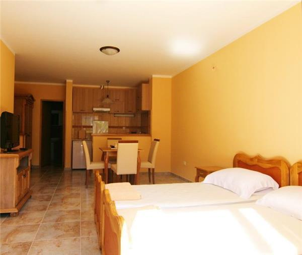 Newly built apartment for 3 persons near the beach in Dobrota - Image 1 - Kotor - rentals