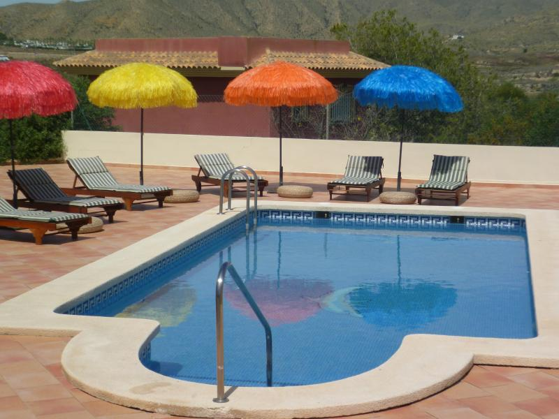 private pool - Isla Plana Bed & breakfast. - Cartagena - rentals