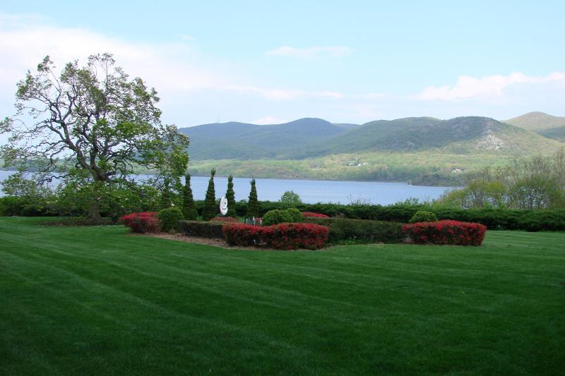 part of the view - Spectacular Hudson Valley River Views - Cornwall on Hudson - rentals