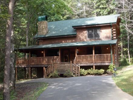 BEARFOOT RETREAT - Image 1 - Sevierville - rentals