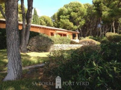 Fantastic villa on large plot w/direct sea access - Image 1 - Palma de Mallorca - rentals