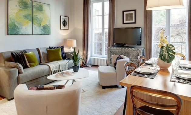 Apartment Haudriettes holiday vacation apartment rental france, paris, 3rd arrondissement, the marais district neighborhood, parisian apartmen - Image 1 - 3rd Arrondissement Temple - rentals
