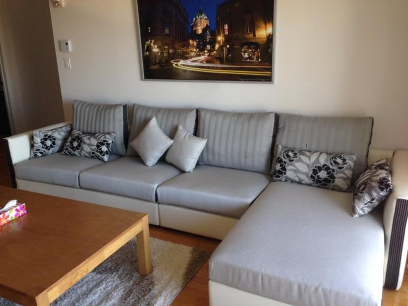 New 2 BR condo, Montreal close to HWY 15 & HWY 40 - Image 1 - Montreal - rentals