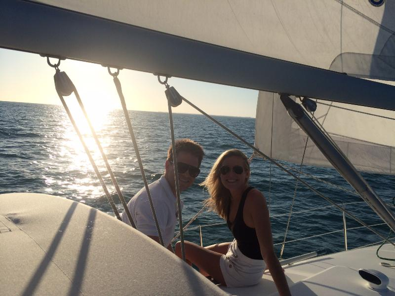 Stay and Sail its an Adventure start it on a private sail! - Sail Florida Adventures Private sail charters - Key West - rentals