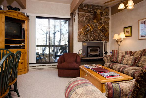 A Great Ski-in Ski-Out Condo - Image 1 - Steamboat Springs - rentals