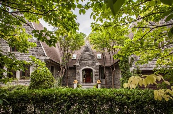 Street front - Gorgeous and spacious water view mansion - Montreal - rentals
