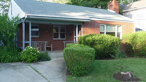Front Porch and entrance - Home Away near DC; 3br/2ba in MD - Silver Spring - rentals