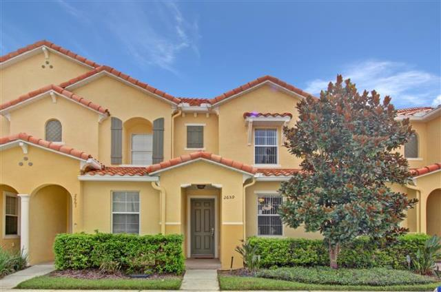 Front - Fantastic location, 3/3 townhome on gated resort - Kissimmee - rentals