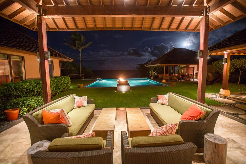 Hale Ohana Luxury Villa - Beachfront w/ pool & spa - Image 1 - Kahuku - rentals