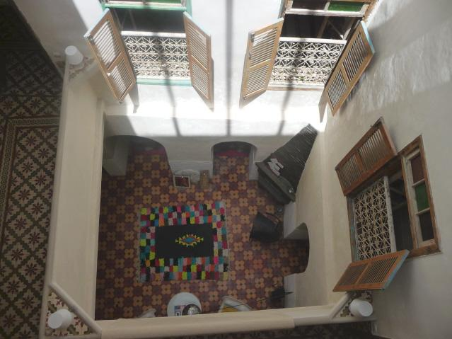 PATIO - Splendid Mansion Essaouira Center Medina 2 - Essaouira - rentals