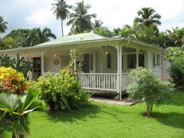 CASA TROPICAL,in quiet condo, WiFi, no car needed, no A/C needed, close to every thing - CARIBBEAN VILLA in QUIET tropical parc condo. WiFi. *No Car Needed* Close to every thing - Las Terrenas - rentals