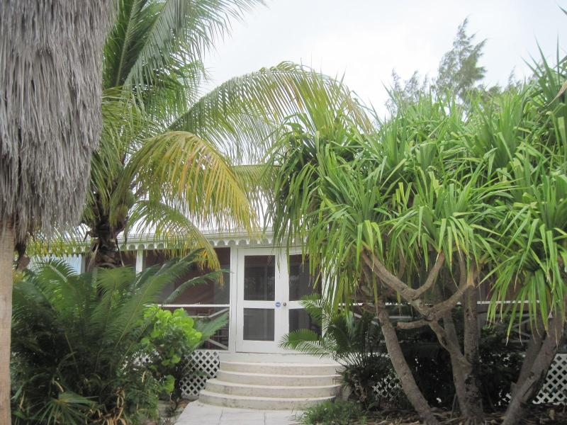 Romantic little cottage in the heart of Grace Bay - Image 1 - Grace Bay - rentals