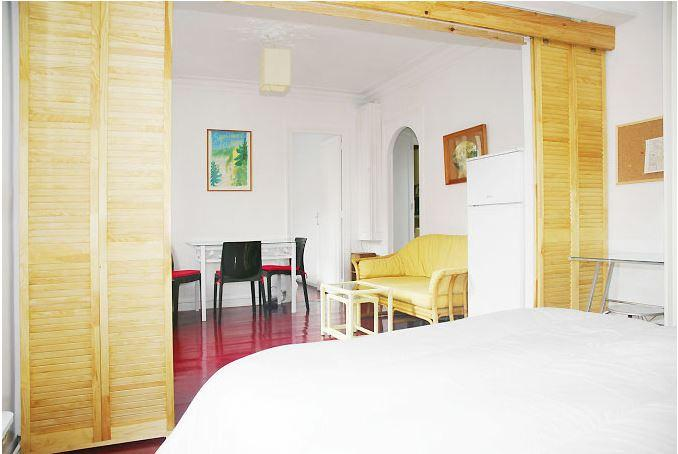 Montparnasse 1 or 2 bedroom 1 bath 14th district (4417) - Image 1 - Paris - rentals