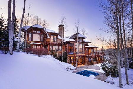 Two Creeks Ski-In/ Ski-out, en-suites, pool table & private hot tub - Image 1 - Snowmass - rentals