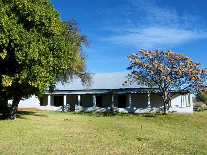 Side view - Stillewaters Self-catering - Richmond - rentals