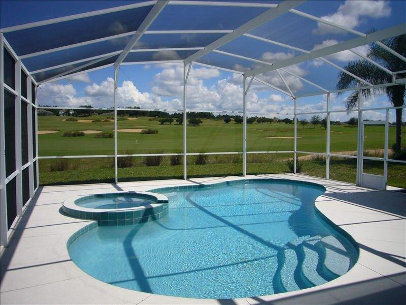 Best Golf Course View in Orlando 550 - Image 1 - Davenport - rentals