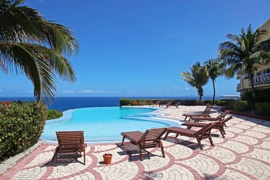 Atlantica Beach Club Condo - Unit 4 *Dawn Beach* - Image 1 - Dawn Beach - rentals