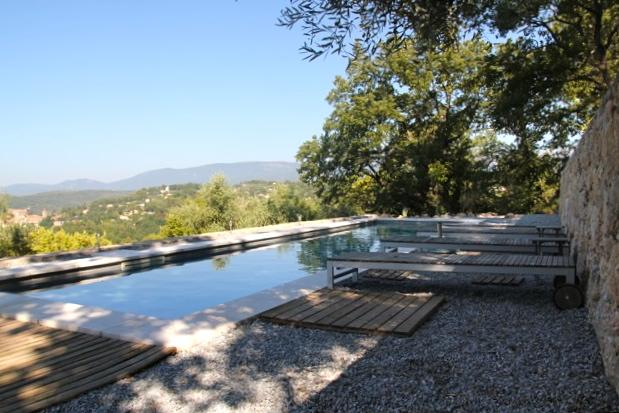 pool with a view - easy living villa with beautiful view - Montauroux - rentals