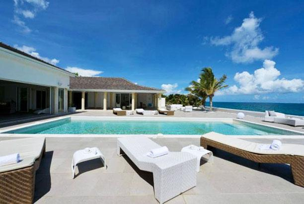 St. Martin Villa 136 Located On One Of The Most Coveted Stretches Of Beach In St. Martin, On Baie Rouge. - Image 1 - Saint Martin-Sint Maarten - rentals
