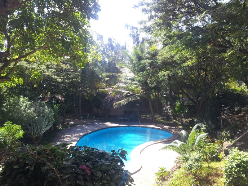 swimming pool view - Studio in a residence close to the beach - Malindi - rentals