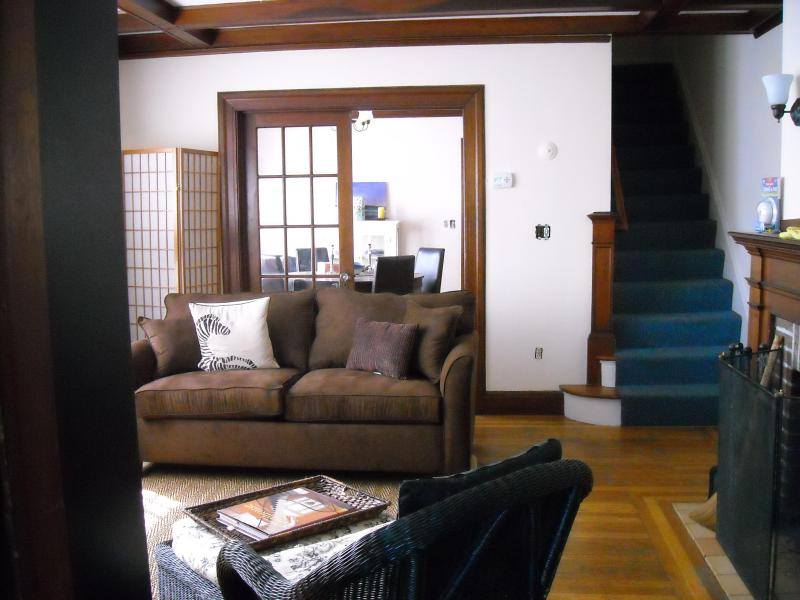 Living room - Cozy and comfortable - New London - rentals