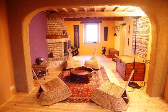The Anthropologite: charming Ardennes stonehouse eco-renovated in 2013 - Image 1 - Winenne - rentals