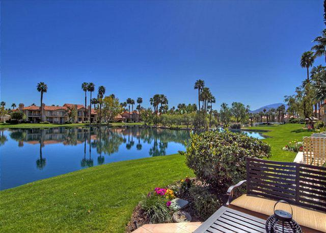 3 Bedroom HIghly Upgraded Property with Amazing Lake Views - Image 1 - La Quinta - rentals