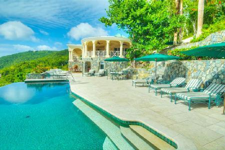 Opulent Mango Manor Estate - Centrally located on 2 Acres, Great for Families & Events - Image 1 - Tortola - rentals