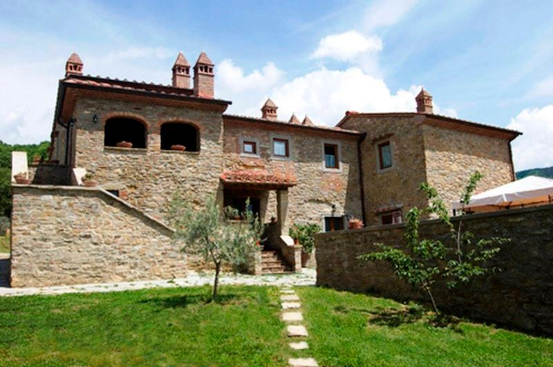 CASALE VALENTINA cosy villa in lovely countryside - Image 1 - Arezzo - rentals
