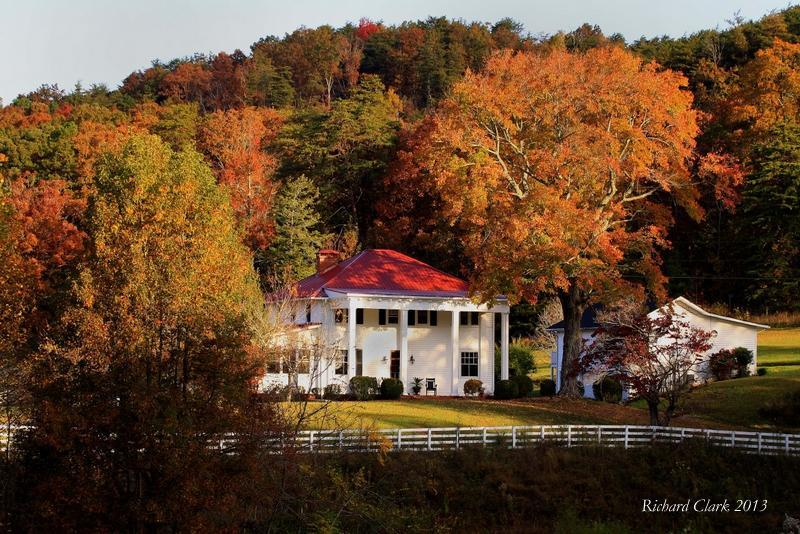 Historical Farm Estate in North Georgia Mountains - Image 1 - Helen - rentals