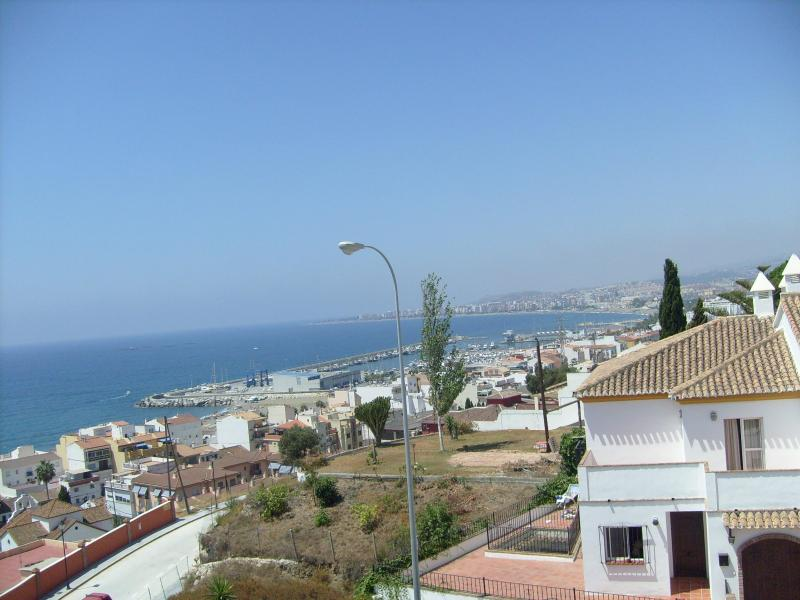 View form the terrasse - Apartment for rent in beautiful southern Spain. 40 km east of Malaga. Spectacular views. Spanish eyes - Caleta De Velez - rentals