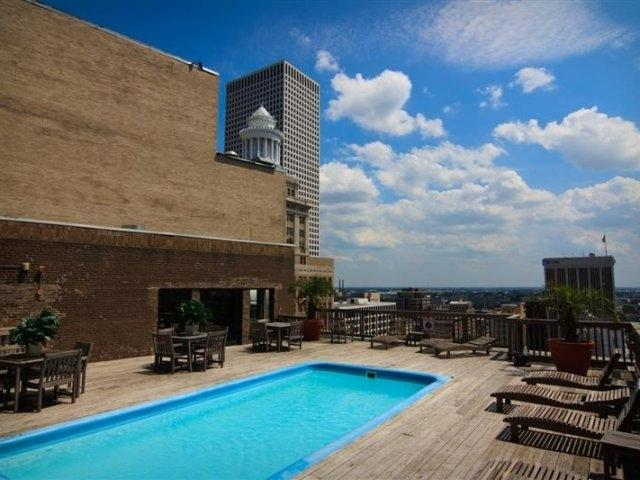 Bourbon St & French Quarter steps away! Nice Pool! - Image 1 - New Orleans - rentals