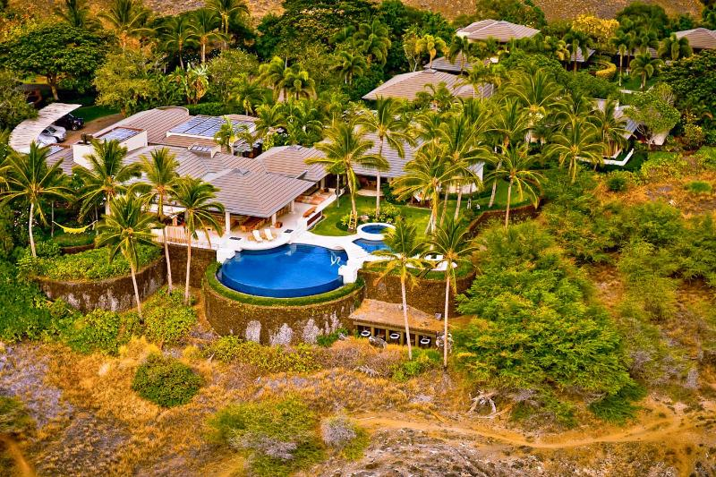 Arial view - Luxurious  Estate - Kauhale Pilialoha - Kamuela - rentals