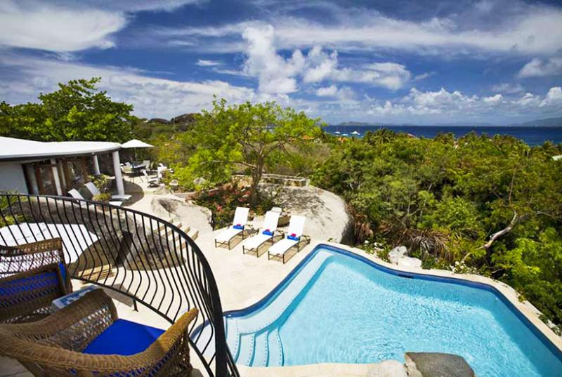 Virgin Gorda Villa 27 Designed Using Only The Finest Materials In Order To Create A Beautiful And Luxurious Vacation Home. - Image 1 - Spanish Town - rentals