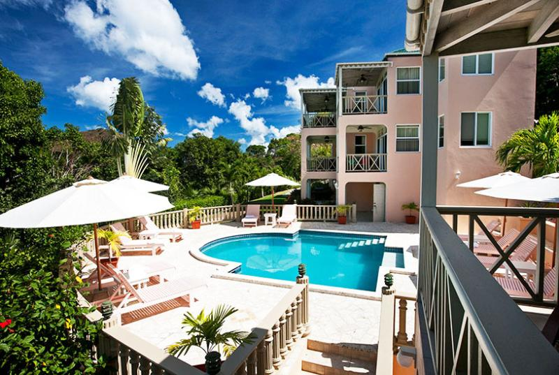 Tortola Villa 14 Just 200 Yards From The White Sandy Beach Of Smugglers Cove Beach. - Image 1 - West End - rentals