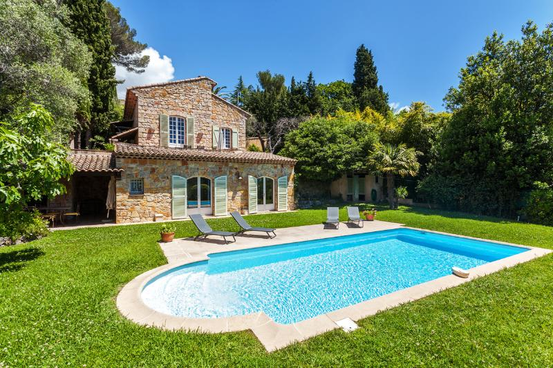 outside - Charming Mas in Mougins - Mougins - rentals