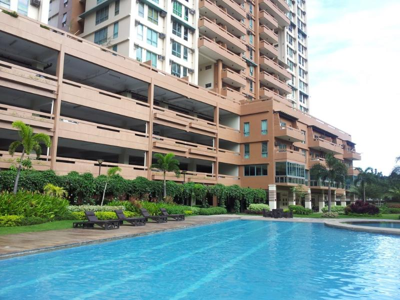 Swimming Pool - Luxurious Studio Furnished Unit For Rent Nr Makati - Mandaluyong - rentals