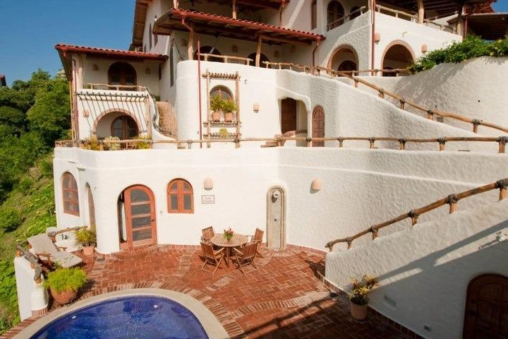Outside of Casa - Vista Paraiso - Nestled in Pelican Eyes, Privately Owned - San Juan del Sur - rentals