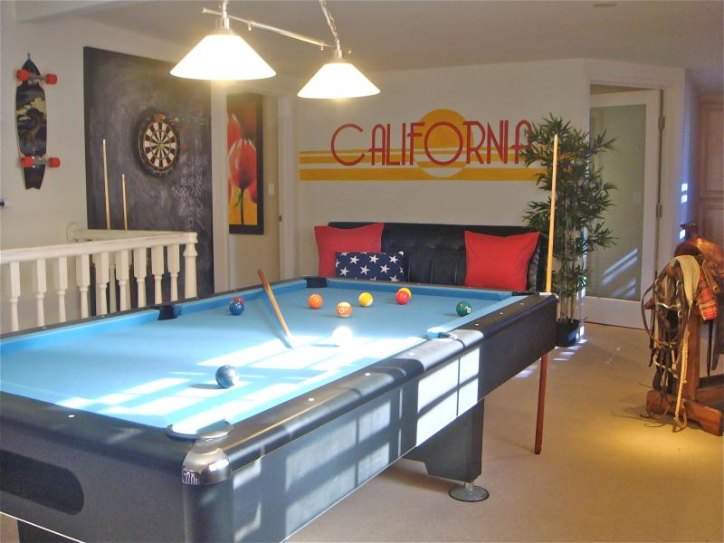 AWESOME game room! - Beachside 3/Bedroom 3/Bath Sleeps 10 - Los Angeles - rentals