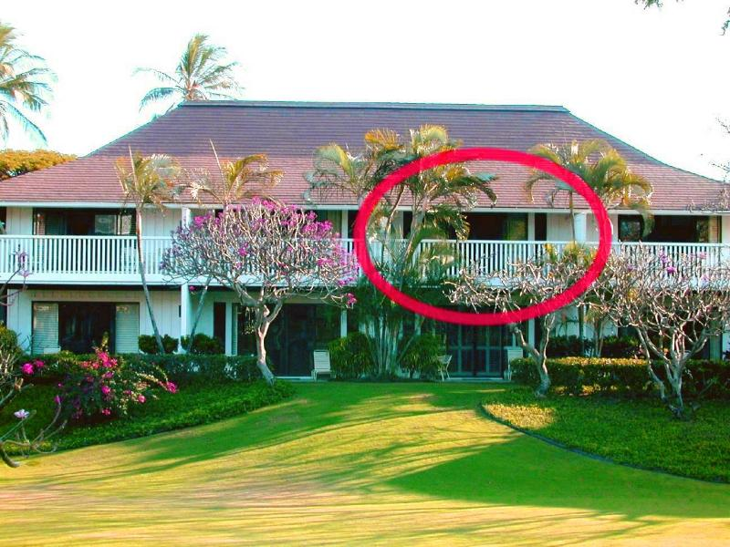 Exterior of our Building - Kiahuna Plantation Unit 41 Steps From the Beach - Koloa - rentals