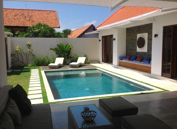 3 bedroom private pool villa seminyak - Image 1 - Seminyak - rentals