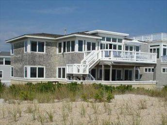 VIEW FROM BEACH - 4661-BDS Limited, LLC 69009 - Surf City - rentals