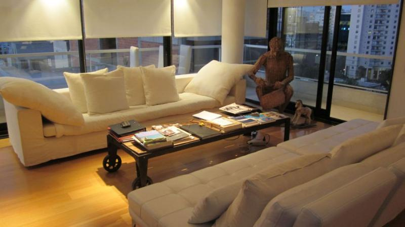 Bright & Spacious Tenth-Floor Duplex (ID#318) - Image 1 - Buenos Aires - rentals