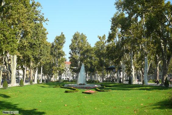 Park in front of the apartment - Zagreb Downtown Area, Park Zrinjevac - Zagreb - rentals