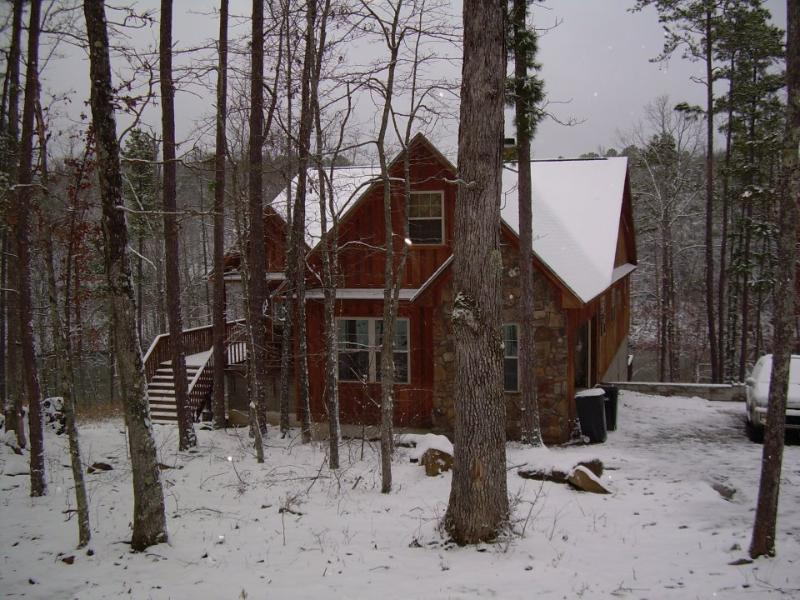 Winter at Engedi - Large Lakefront House-Perfect for family reunions - Heber Springs - rentals