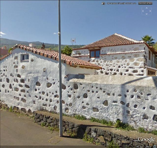 Street view. - A Little House in a Farm - La Orotava - rentals