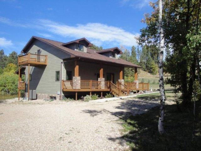 Exterior View - Beautiful Custom Home in the Black Hills - Lead - rentals