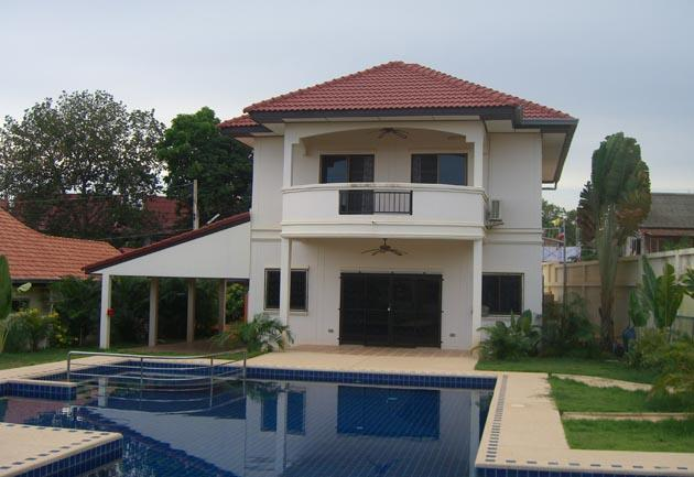 Superbly appointed 2 storey, 4 bedroom luxury villa with 16 meters Pool - Image 1 - Pattaya - rentals